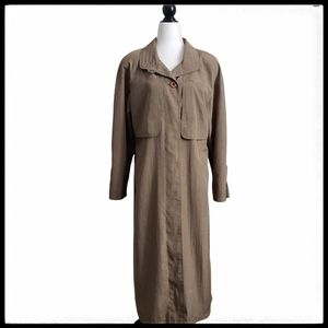 ⭐SALE⭐ Towne From London Fog Vintage Trench Coat